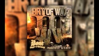 4.Bone Thugs n Harmony - Art Of War WWIII - Born In The Ghetto (HQ)