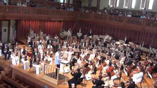 Mahler: Symphony No. 5 - 1st Movement - Paul Haas/BUTI Young Artists Orchestra 2014