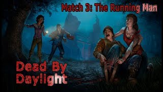 Dead By Daylight Match 3 - The Running Man, Killers, & Crows