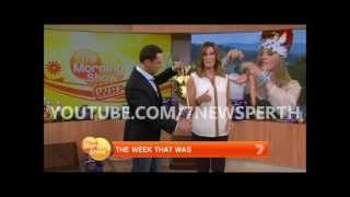 THE MORNING SHOW- FUNNY HIGHLIGHTS 6/04/2012