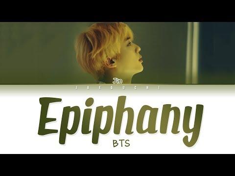 BTS Jin - 'EPIPHANY' LYRICS (EngRomHan가사)