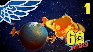 60 PARSECS | Space Survival Part 1 - 60 Parsecs! Let