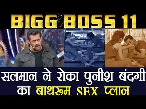Xxx Mp4 Bigg Boss 11 Salman Khan Exposed Puneesh Bandgi SEX Plan In Bathroom 3gp Sex