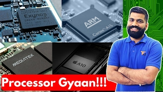 Processor Gyaan - ARM Cortex, GHz, nm, Dual Core Quad Core Explained!!