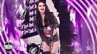 2017: Paige 2nd WWE Theme Song -
