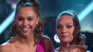 "HD Alexis Ren ft. Maddie Ziegler and Alan ""Tango"" - DWTS Week 4: Trios | Season 27"