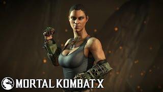 Mortal Kombat X - Jacqui Briggs (Shotgun) - Klassic Tower on Very Hard (No Matches/Rounds Lost)