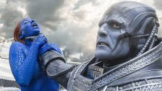 X-Men: Apocalypse 2016 || FULL HD ACTION SCENES || DUBBED in Hindi