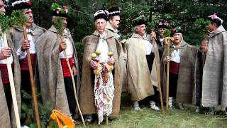 Коледари от село Мечка, Русенско