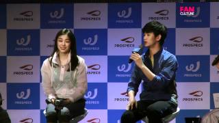 W-Time 콘서트에서 만나는 김수현, 김연아