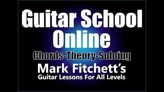 Guitar School Trailer