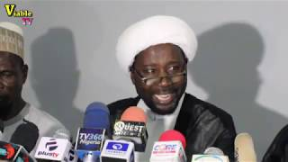 Just In : El-zakzaky Followers Vow To Continue Protest Across Nigeria
