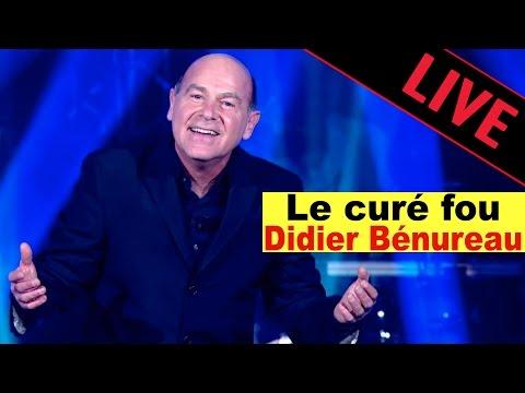 Didier Bénureau Le curé fou Live dans les Années Bonheur de Patrick Sébastien