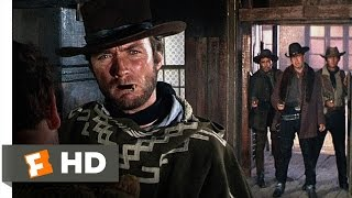 For a Few Dollars More (2/10) Movie CLIP - Bet Your Life (1965) HD