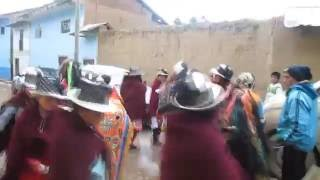LAS PALLAS DE YANAS 2016-Víspera FULL HD.-Orq. Super Geniales del Ande-Yanas