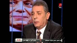 """محمود حميدة لـ #قصر_الكلام : بكلمة """"عادل إمام"""" هو """"الناقد الإجتماعى """""""