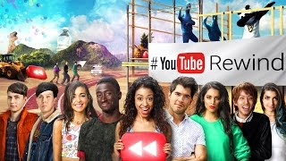 YouTube Rewind: The Ultimate 2016 Challenge | #YouTubeRewind