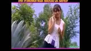 New Nepali Lok Dohori Song   Dadai Furke Sallo Posted by Bodanath Pantha   YouTube
