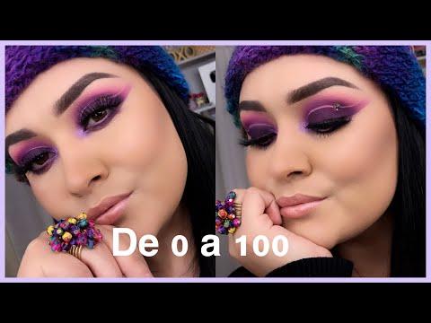 Xxx Mp4 Maquillaje Morado Con Anna Beauty Creations Monika Sanchez 3gp Sex