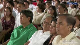 31st Anniversary of the Department of Environment and Natural Resources (Speech)