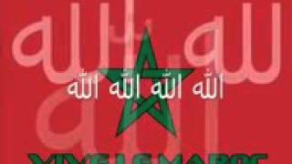 اغنية المسيرة الخضراء المظفرة تحت شعار [الصحراء مغربية وسوف تبقى مغربية]