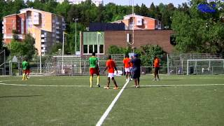 Cameroon National Day Celebration Sweden 2014 Football(male)