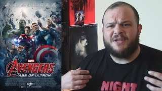 Avengers: Age of Ultron (2015) movie review action sci-fi