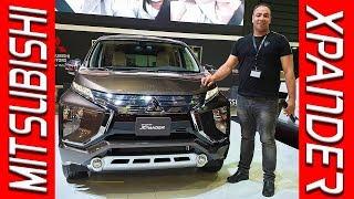 اكسباندر سياره 7 راكب من متسوبيشى Mitsubishi Expander review