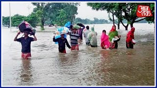 Aaj Tak's Exclusive Ground Report From Flood-Hit Bihar