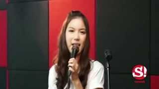 Sanook Live chat (ร้องสด) เพลง มาทันเวลาพอดี - มุก วรนิษฐ์  รักนะเป็ดโง่  Ugly duckling รักนะเป็ดโง่