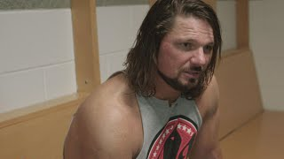 AJ Styles is a man on a mission (WWE Network Exclusive)