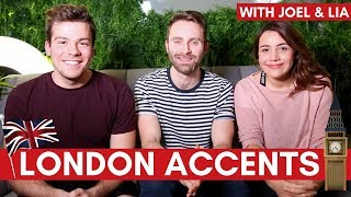London Accents: RP   Cockney   Multicultural London English