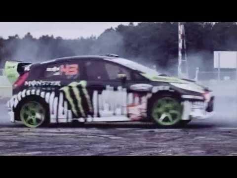 DrifT Monster Energy SONIDO DEL MOTOR CON MUSICA