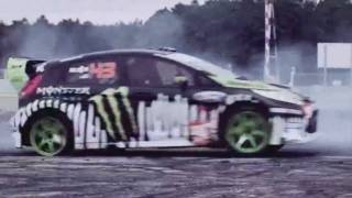 DrifT  Monster Energy (SONIDO DEL MOTOR CON MUSICA)