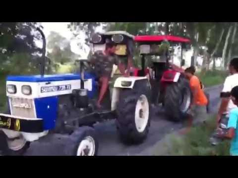 Xxx Mp4 Swaraj 735fe Vs Arjun 605 Amazing Tractor Tochan 3gp Sex