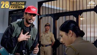 Nana Patekar and Tabu in Police Station Comedy Scene   Kohram Movie