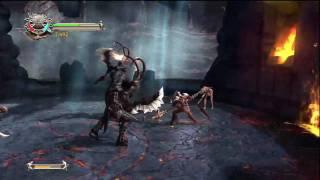 Dante's Inferno Xbox 360 Gameplay 720p HD