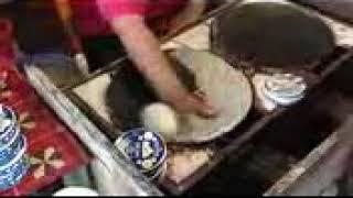 Traditional Street food of Iran