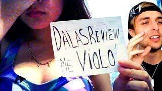 Lista de chicas que Dalas Review ha violado en...