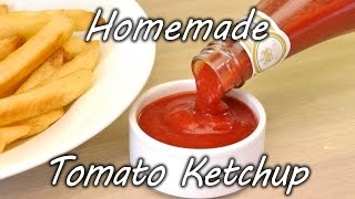 How to Make Tomato Ketchup