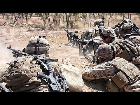 watch Marines Integrated Assault • Send These Guys To Meet ISIS