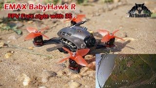 Emax BabyHawk R Racing Edition FPV Free Style with 3S Battery