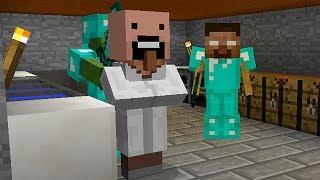 HEROBRINE KILLED NOTCH! (Minecraft Taken 2 DEEL 5)