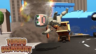OVER 9 MILLION!! | Turbo Dismount | Fan Choice Favorite