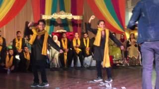 Best mehndi dance by twins