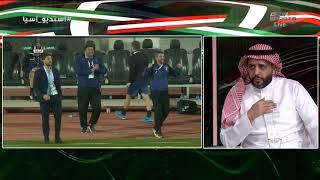 أحمد العقيل - الشباب عاني من هبوط كبير أمام التعاون #أستديو_آسيا