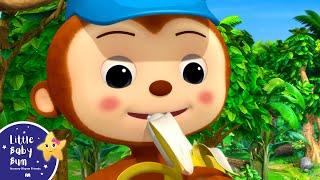 5 Little Ducks, Monkeys And Monsters | BRAND NEW! | Nursery Rhymes & Kids Songs | Little Baby Bum