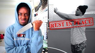 Ending Miss Thotiana's Ex Boyfriend's Career... YOU HAVE 24 HOURS TO WATCH THIS VIDEO...