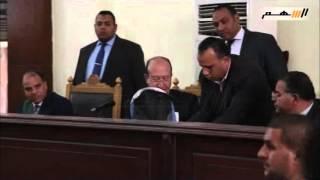 جلسه الهروب من قسم الموسكى بمعهد امناء الشرطه