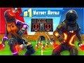 Download Video Download *NEW* CLINGER DODGEBALL Custom Gamemode In Fortnite Battle Royale! 3GP MP4 FLV